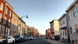 Trenton- NJ - Driving Downtown - Worst Hood in New Jersey