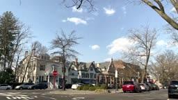 Princeton, NJ Residential Area Tour - Nice Neighborhood