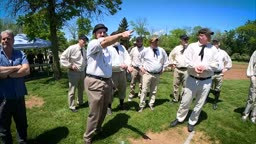 Vintage Baseball returns to New Jersey as COVID winds down