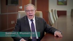 Message From Samuel J. Plumeri, Jr. 2021 Chairman's Reception