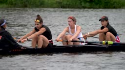 Princeton Rowing Readies for National Championships