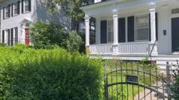 I went to see Albert Einstein's house!
