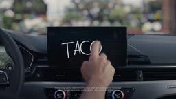Audi Presents Display (A4). @AudiPrinceton