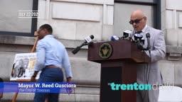 City of Trenton Celebrates Athing Mu Olympian 2021