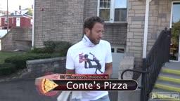Barstool Pizza Review - Conte-s Pizza -Princeton