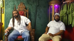 NJ Weedman w/ Trenton Native Eric Reed from VBQ Philly