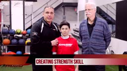 Creating Strength Skill - Parisi Training @NJAC