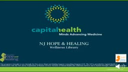 Positive Outlook NJ Hope and Healing