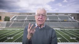 Secrets of a touchdown pass, in 90 seconds, Princeton Prof