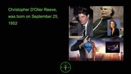 Who was Christopher Reeve, Superman? Who was Dana Morosini?