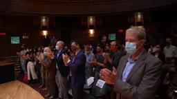Princeton celebrates Nobel laureate Syukuro Manabe's contributions to climate researc