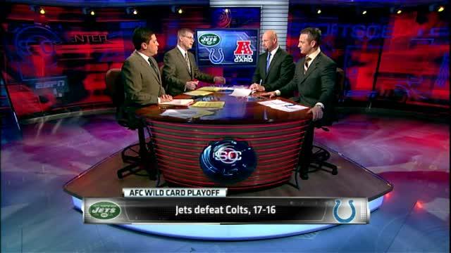 Jets Shock Colts.