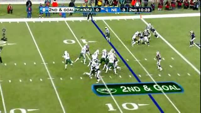 Jets Shock Pats