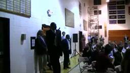 Pennington School Welcomes Mutombo