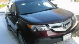 2009 Acura MDX Lawrenceville‬
