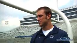 Brett Brackett, Lawrence High Grad, Penn State Captain