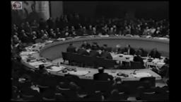 Cuban Missile Crisis - Adlai Stevenson Princeton '22