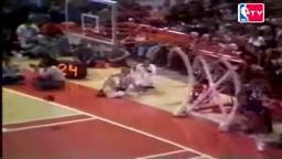 Julius Erving Slam Dunk Contest
