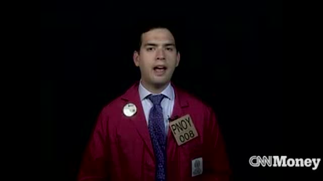 The dying art of market hand signals.