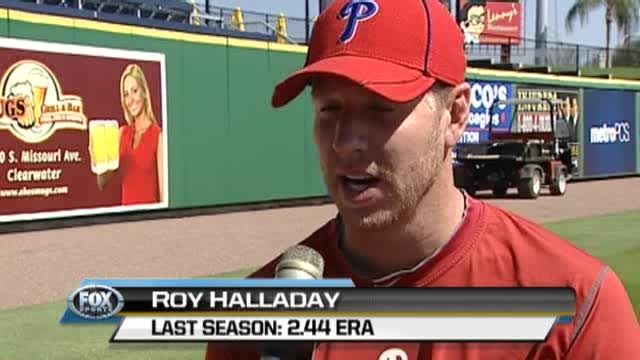 'Halladay Fired Up for 2011' - Fox Sports