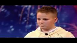 Andrew Johnson - Britain's Got Talent