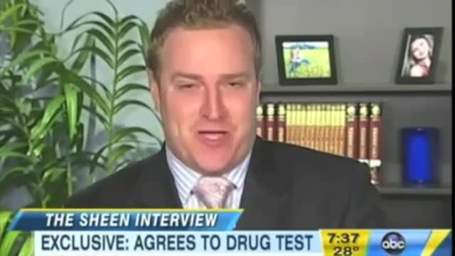 Charlie Sheen Interview Highlights. Wow! check this out!