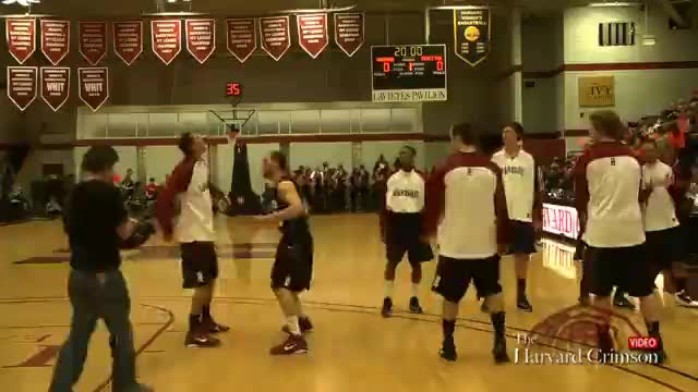 Harvard-Princeton last Saturday Game Sets the Stage.