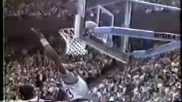 1985 Villanova vs. Georgetown NCAA Championship