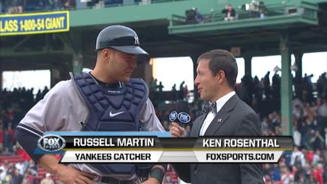 Yankees Blast Sox.