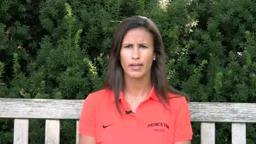Megan Bradley, Princeton Women's Tennis Coach, Interview Par