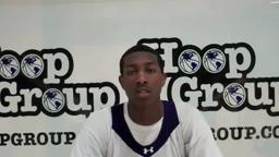 PDS ‪Davon Reed Earns Scholarship Offers at Hoop Group ‬