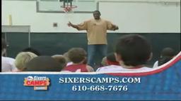 Sixers Camp at Princeton YMCA