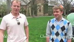 Charter Club Annual Croquet Game