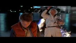 Back To The Future Music Video - The Power Of Love