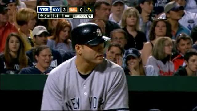 Yankees Spank O's
