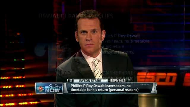 Oswalt Leaves Phillies