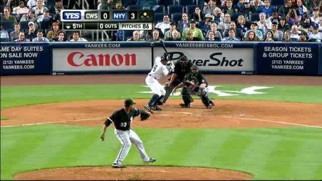 Yanks Beat Sox.