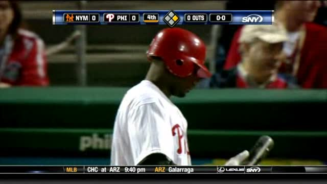 Phillies Pound Mets.