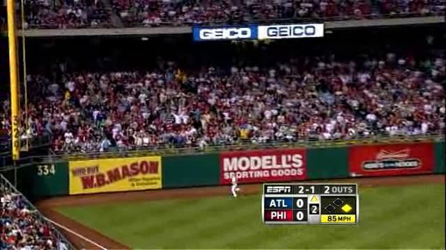 Braves Top Phillies.