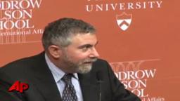 Paul Krugman Nobel Prize Economics, Princeton Professor
