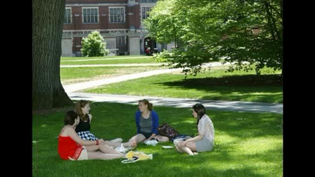 Spring in Princeton