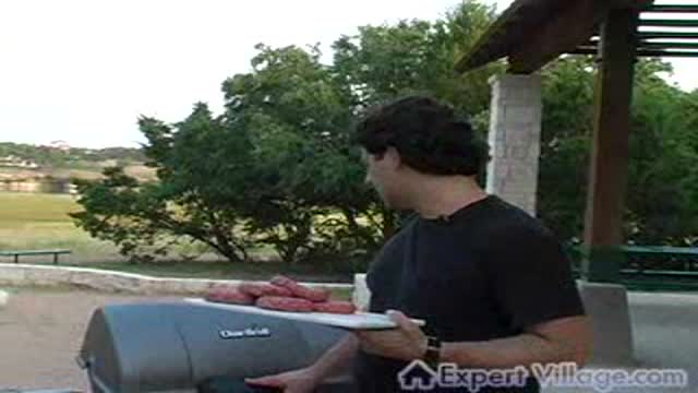 How to Cook Burgers on a Grill.