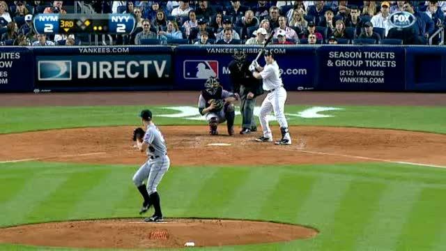 Yanks Bomb Mets.