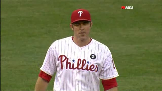 Phillies Bang Reds