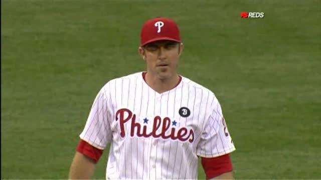 Phillies Bang Reds