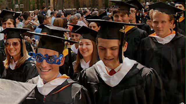 PrincetonGrads'11 Aim High 2011 Princeton Graduation Slide Show