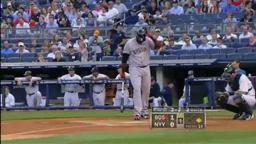 Bosox Pound Yankees