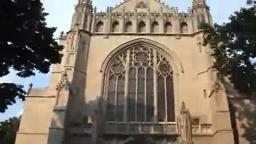 Princeton U Chapel, President John Witherspoon