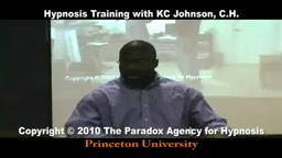 Hypnosis at Princeton, with KC Johnson
