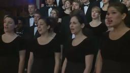Westminster Choir 'The Lord Bless You and Keep You
